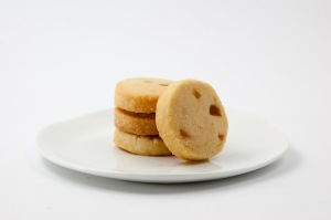 Ginger Shortbread