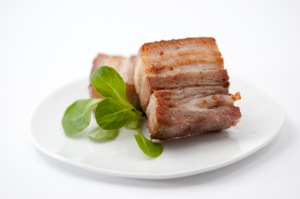 Pork Belly (Sous-vide)